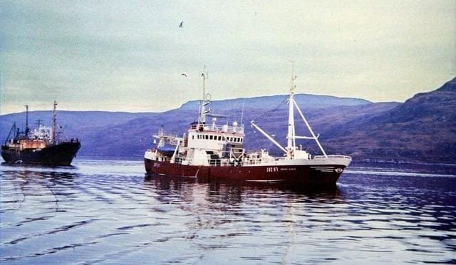 Pagajowy przemyt czyli jak to bywało z rybackimi biznesami…