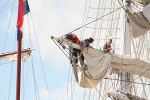 Tall Ship Races 2007 finał Szczecin Dzień IV